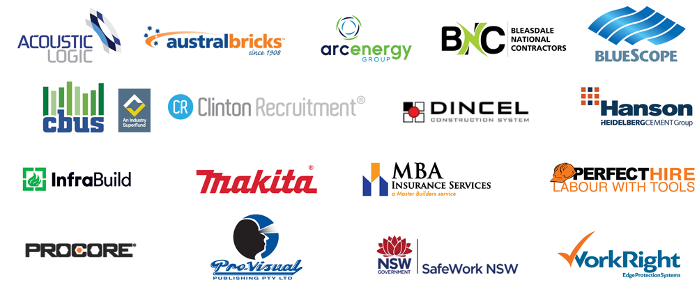 Supporting Industry Sponsors