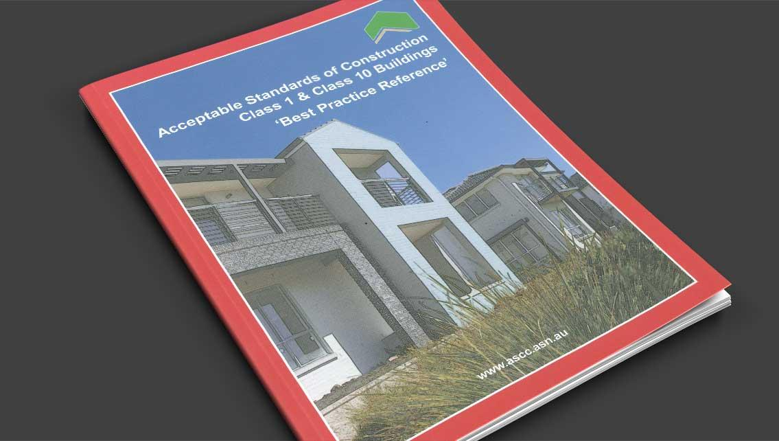 Acceptable Standards of Domestic Construction Cover