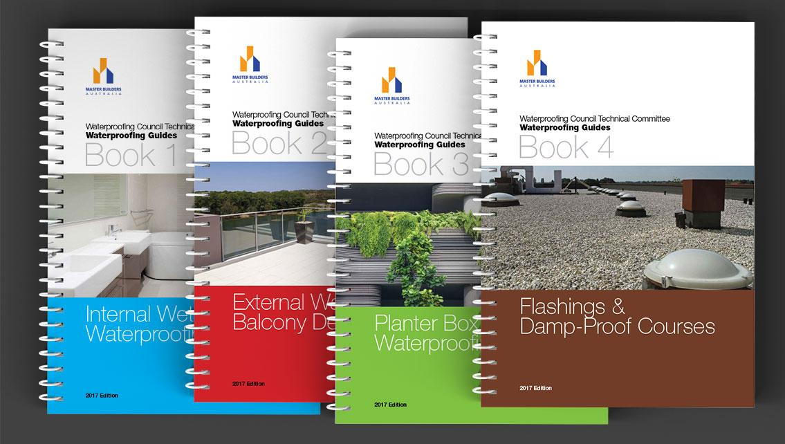 Waterproofing books suite